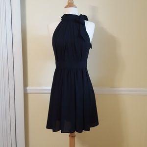 Express Size 6 little black dress